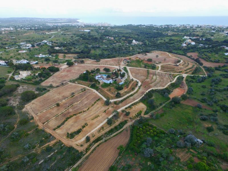 Quinta dos Capinhas Aerial View